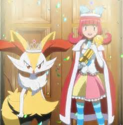 Pokemon XY Kalos Aria Queen