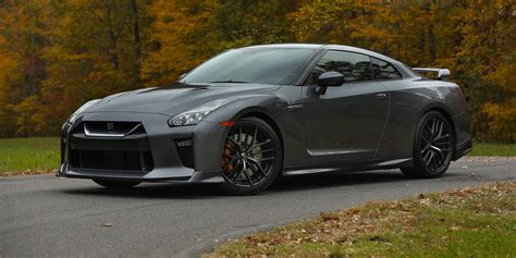 2018 Nissan Gtr Pure Announced For The Us, Not For Oz