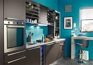 Cuisines conforama nos modeles preferes femme actuelle for Idee deco cuisine avec conforama meuble jardin