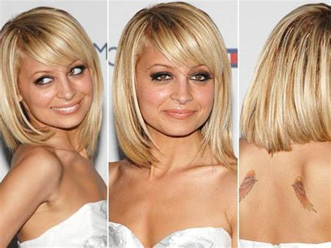 1000+ Ideas About Bob Hairstyles With Bangs On Pinterest