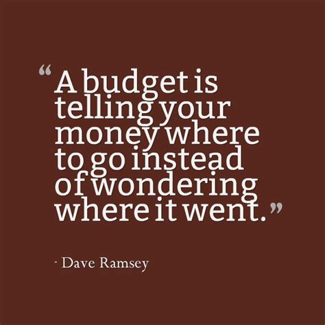 famous quotes  budgeting quotesgram