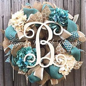 best 25 letter wreath ideas on pinterest initial wreath With letter a wreath