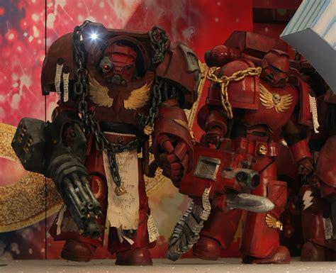 ebk s warhammer 40k terminator armour w power