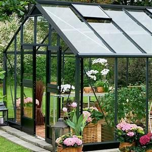 Gewächshaus Aus Glas : gew chshaus 16 2m anthrazit aus blankglas gardener juliana ~ Whattoseeinmadrid.com Haus und Dekorationen