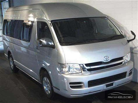 used toyota hiace grand cabin 2010 car for sale in karachi 1136279 pakwheels