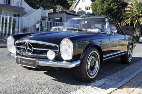 This mercedes 280sl has a nice but older paintwork from 1983. Classic 1970 Mercedes-Benz 280 SL Pagoda for Sale - Dyler