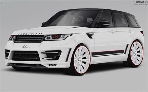 car range lumma design range rover sport clr rs 2014 widescreen