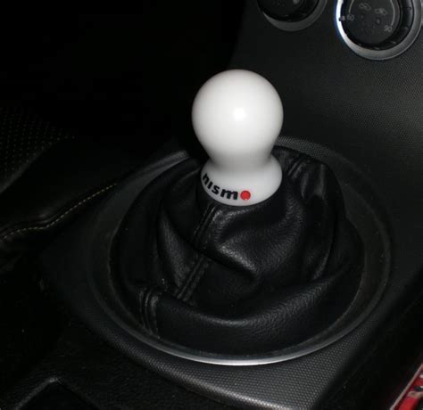 nismo duracon shift knob twisted motion las vegas