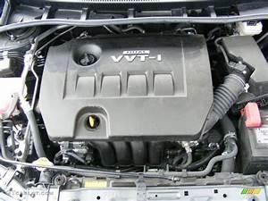 2010 Toyota Corolla Le 1 8 Liter Dohc 16