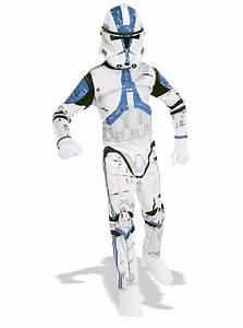 Star Wars Kinder Kostüm : clone trooper kost m f r kinder star wars legion 501 funidelia ~ Frokenaadalensverden.com Haus und Dekorationen
