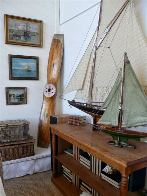 Nautical Decor by Decorative Sailboats And Nautical Design Nautical