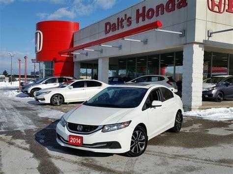 2014 Honda Civic Sedan EX | Honda civic sedan, Honda civic ...