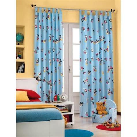 rideau de mickey disney mickey mouse rideau pour chambre 224 coucher achat vente rideau cdiscount