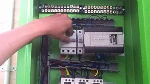 Mengoperasikan Rangkaian Pengendali Star Delta Dengan Plc Omron Cpm2a