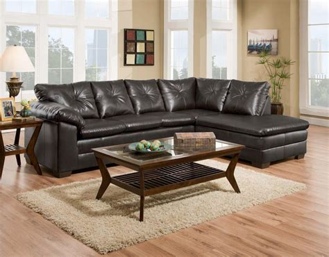 Leather Sectional by Furniture Add Luxury To Your Home With Grain Leather