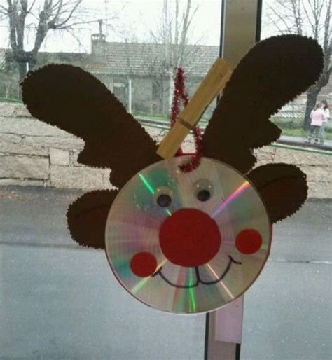 cool reindeer crafts  christmas