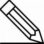 Pencil Icon Svg Write Liability Edit Text