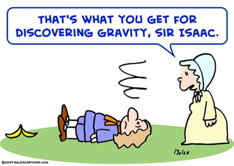 Isaac Newton Gravity Panana By Rmay