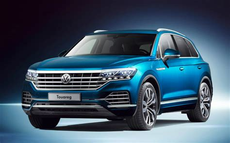 New Touareg 2018 by Buying Guide New 2018 Volkswagen Touareg