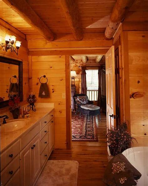 log cabin bathroom ideas tiny houses in kentucky small country log homes kentucky