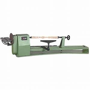 Review: Central Machinery 14x40 wood turning lathe - by