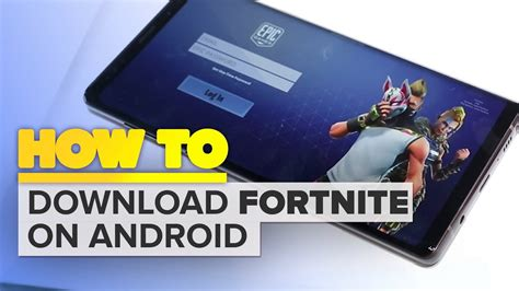 fortnite  samsung galaxy devices youtube
