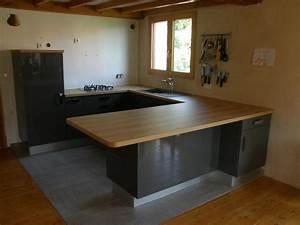 emejing meuble haut cuisine gris anthracite photos With meuble cuisine