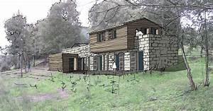 Construction Maison En Pierre : construction maison en bois corse du sud ventana blog ~ Melissatoandfro.com Idées de Décoration