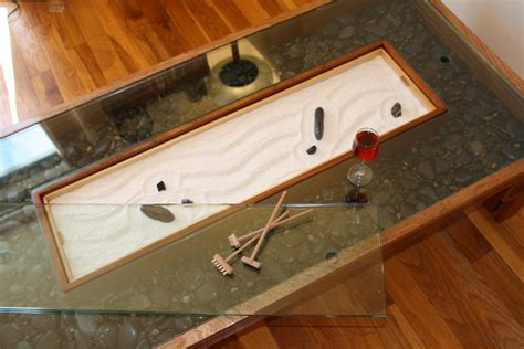 tabletop zen garden zen garden coffee table the of vincent m