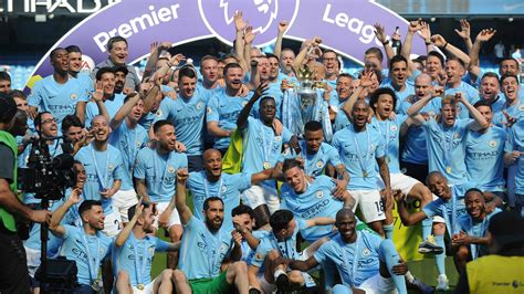 View manchester city fc squad and player information on the official website of the premier league. In Pics: Manchester City Players Finally Get Hands on EPL ...