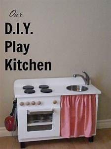 Our Diy Play Kitchen