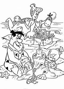 Flintstones Coloring Pages