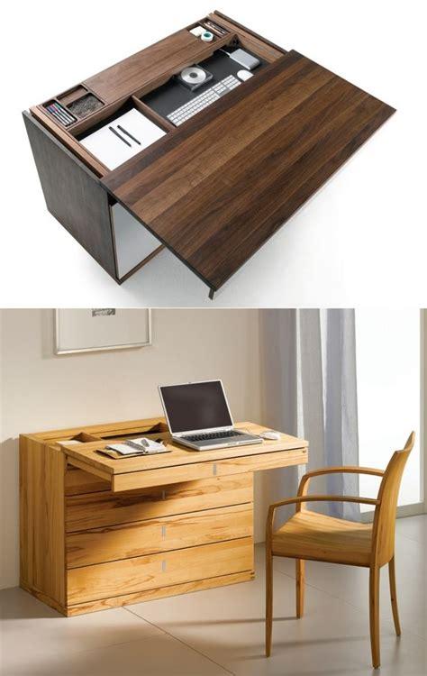 un bureau fabriquer un bureau soi même 22 idées inspirantes