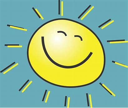 Sun Smiling Google Clip Clipart Cartoon Happy
