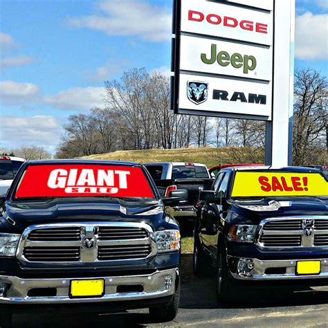Custom Car Windshield Banners Also Known As Bucko Banners