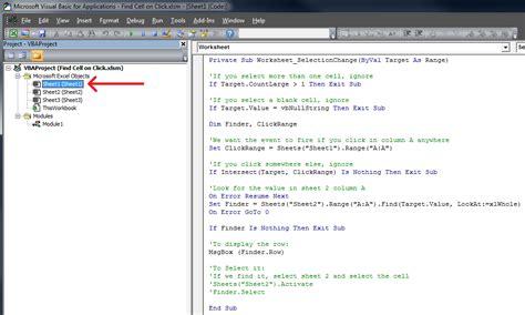 vba activate worksheet resultinfos