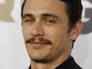 James Franco sexy mustache | JPRAW