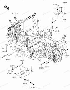 Kawasaki Side By Side 2018 Oem Parts Diagram For Engine