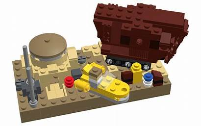 Lego Build Tatooine Mecabricks