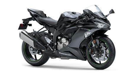 2019 Ninja® Zx™-6r Abs Ninja® Motorcycle By Kawasaki