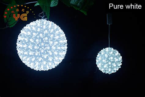 purple outdoor christmas tree ball lights modern pendant