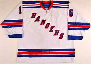2002 03 bobby holik new york rangers game worn jersey With new york rangers jersey letters