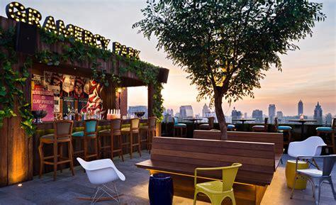 Garden Decoration Bangkok by 2014 S Best New Outdoor Bars Restaurants In Bangkok Bk