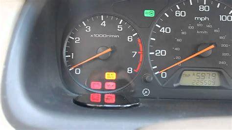 blinking engine light blinking engine light honda accord iron