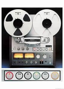 Sony Tc-765 - Manual