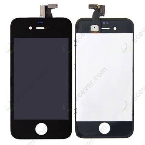 iphone 4 black screen black for iphone 4 lcd screen digitizer touch assembly