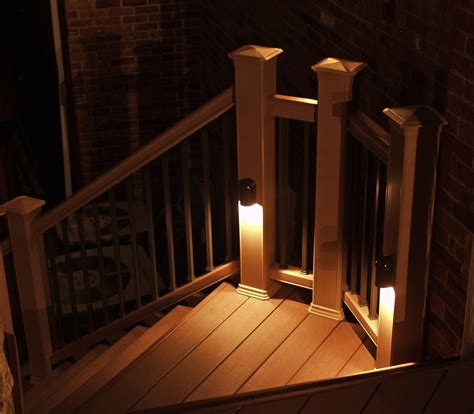 deck lighting ideas deck traditional with deck lighting