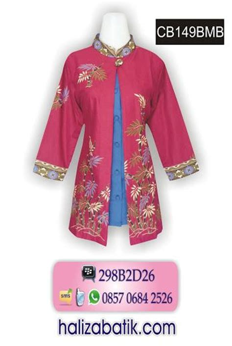 batik atasan bolero 17 best images about tradisional wear on