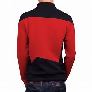 Complete Classic Starfleet Star Trek Uniform Cosplay