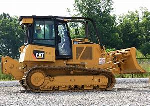 Caterpillar Cat D6k Track